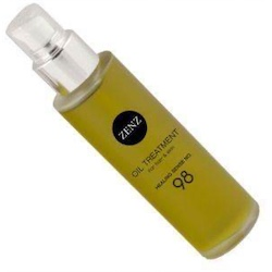Zenz Organic Oil Treatment Healing Sense no 98