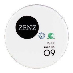 Zenz Organic Pure 09 Wax - 75ml