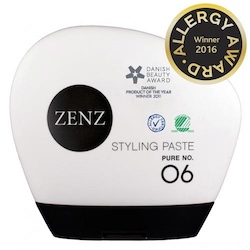 Zenz Organic Hair Pure Styling Paste no 06 - 150ml