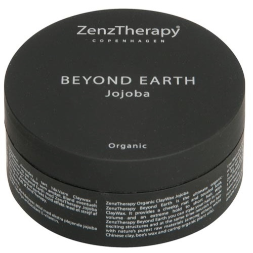 Zenz Therapy Beyond Earth Jojoba Clay Wax 75ml
