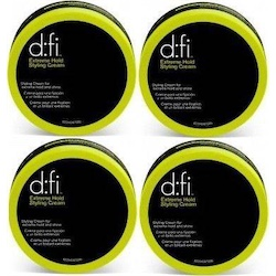 D:fi Extreme Hold Styling Cream 75g - 4 stk