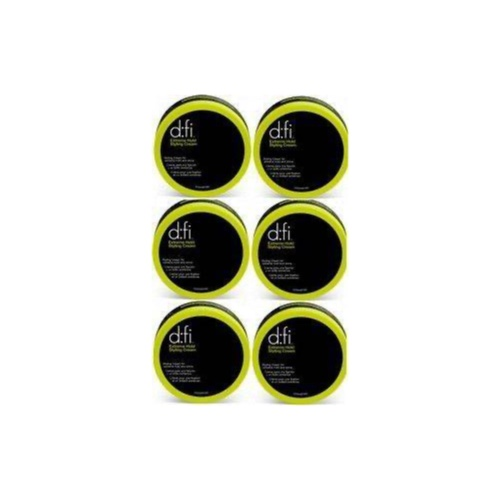 D:fi Extreme Hold Styling Cream - 6 stk