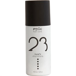 epiic nr 23 Hold'it Strong Hold Spray 100ml