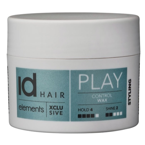 Id Hair Elements Exclusive Play Control Wax 100 ml